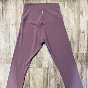 VGUC Lululemon Align Pants 6
